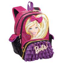 Mochila Média Barbie 16z - Sestini