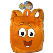 Plush Backpack Go Diego Go Resgate Plush Di28021-9