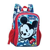 Mochila Grande Mickey Disney Original Colorizi