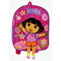 Mini-mochila Doraaventureira Fogos Artifício Rosa 10-inch 6