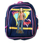 Pequeno Backpack Barbie W / Water Bottle Blue Jeans 15985-2
