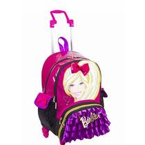 Mochila Grande Barbie 16z - Sestini