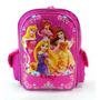 Mochila Disney Princesa Rapunzel Bolsa Escola 615079