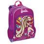 Mochila G Barbie Super Princesa Sestini - 064012-00