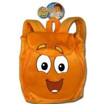 Plush Backpack Go Diego Go Resgate Plush Di28021-2