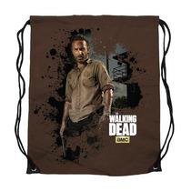 Corda Backpack The Walking Dead Rick Grimes Twd-l117