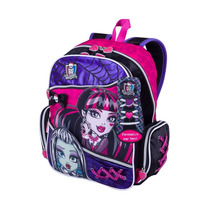 Mochila De Costas G Monster High - Sestini
