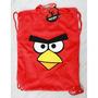 Mochila Sacola Angry Birds - Pássaro Vermelho - F11an7246-3