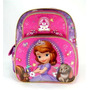Mochila Pequena Sofia A Primeira Princesa Treinamento 635985