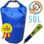 Saco Estanque 100% Impermeável Grande Xl Super Resistente