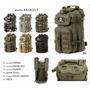 Mochila Assault Tactical 30l Militar Tática Vários Padrões