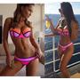 Biquini 3d, Triangl, Bojo, Modelo Victoria Secrets