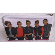 Estojo Necessarie Escolar One Direction 1d Lindo