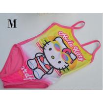 Maio Biquini Hello Kitty Piscina Praia Sol Verão