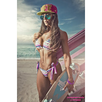 Bikini Surfside Superhot Carol Saraiva Miami Beachwear