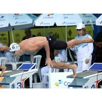 Bermuda Competição Adidas Fina Adizerogld20 Natação Hidrof.