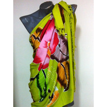 Cangas De Praia Viscose- Indonésia- Kit 2 + Frete Gratis