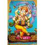 Canga Indiana Deuses Hindus Indianos Ganesha E Buda