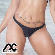 Bikinis Anna Carol Calcinha Avulsa Fio Dental Biquini Bac-1