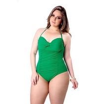 Maios Plus Size Com Bojo Liso Verão 2016