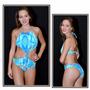Trikini Com Bojo Da Guarujá Biquínis R.14305 Nova Coleção.