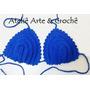 Biquíni De Crochê Panicats 2015 Fashion Beach Bikini Crochet