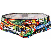 Sunga Aussiebum Retro Comic - Tam. 40/42