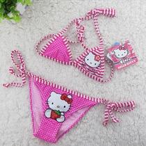 Biquini Hello Kitty Pronta Entrega