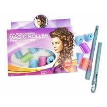 Super Magic Roller Curl Formes Formadores Cachos + Eficiente