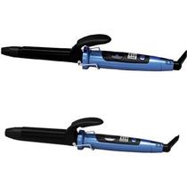 Kit Modeladores De Cabelo Salon Line 410 Ionic 19mm E 25mm
