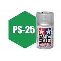 Spray Tamiya Ps-25 Bright Green 3oz Polycarbonate 86025