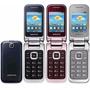 Celular Samsung Gt C3592 | Dual Chip | Cam 2.0 | Abert Flip