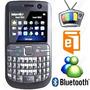 Celular 3 Chip Mp50 C3 Bluetooth Fm Lanterna Desbloqueado