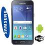 Celular Samsung Galaxy J2 Tela 4.7 Android 5.1 Wifi 3g Tv