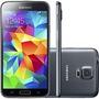 Galaxy Sm-g900h S5 3g Tela 5.1 Android 4.4 Gps + Brindes