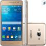 Celular Em Promoção Galaxy Gran Prime Dourado Sem Juros