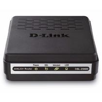 Modem D-link Modem Adsl2+ (dsl-2500e) Para Oi Velox