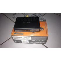 Modem D-link Dsl-500b Adsl2+ Ethernet Router