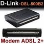 Modem Dsl 500b 500bii Adsl2/2+d-link Novo Frete Gratis Pac