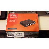 Modem Adsl2/2 C/ Router D-link Dsl-500b G-ii - Frete Barato!