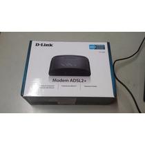 Modem Adsl2+ D-link Dsl-2500e Desbloqueado