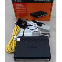 Modem Adsl2+ Ethernet Router D-link Dsl-500b