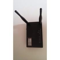 Modem Roteador Adsl 2+ Wifi 300mb Substituto Do D-link 2740e