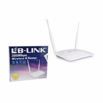 Roteador Lb-link Bl-wr2000 300mbps Wireless Lançamento