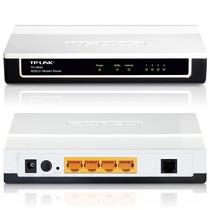 Modem Roteador Adsl Adsl2+ Tp-link Td-8840t 4 Portas Rj45