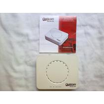 Modem Roteador Adsl2+ Opticom Dslink 279 - Completo - Novo