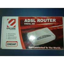 Roteador + Modem Adsl Encore Endsl-ar
