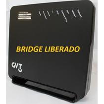 Modem Vdsl Wi-fi Powerbox F@st 5350 Gv Gvt Bridge Liberado