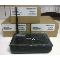Modem Roteador Desbloqueado Sagemcom F@st 5302 Adsl Vpi Vci