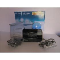 Modem Roteador Tp-link Adsl2+ Td8816 (novo)